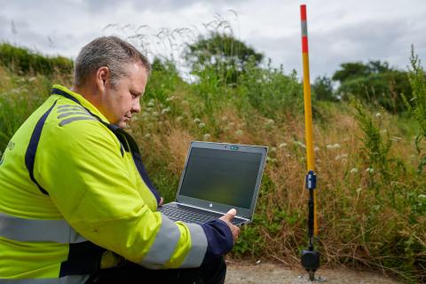 Smart IoT-løsning hjælper Skive Vand med at registrere overløb