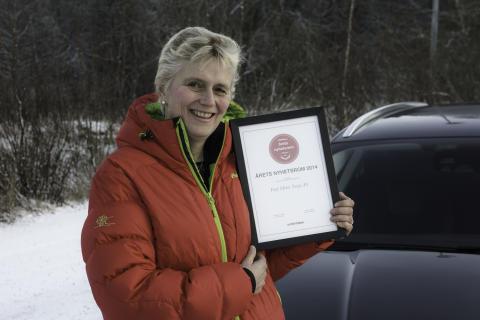 Kommunikasjonspris til Ford Motor Norge