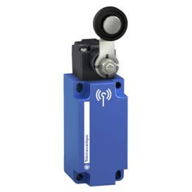 OsiSense XCKW, ny trådløs og batteriløs grensebryter fra Telemecanique Sensors