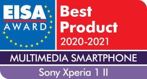 EISA Award Sony Xperia 1 II