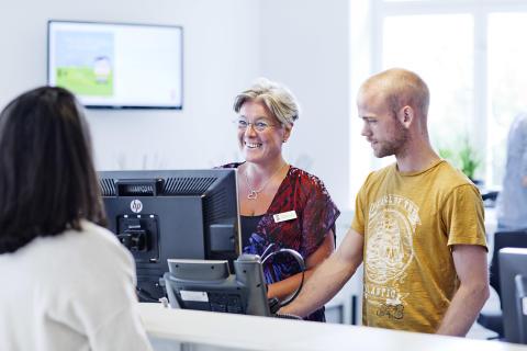 Helsingborgs stad får Kommunkompassens hittills högsta poäng