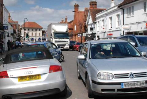 Cost and availability of parking is a growing concern for motorists