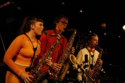 Nordisk Showcase Olimpias Orkan,  Oslo Jazzfestival.