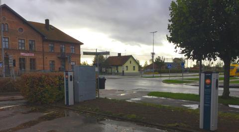Klippan får nya laddstationer från CLEVER