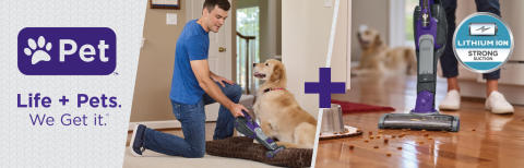 BLACK+DECKER™ Unleashes Cordless Vacuums Designed for Pet Owners