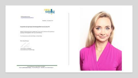 Idag överlämnade Forska!Sverige sitt inspel till den forskningspolitiska propositionen