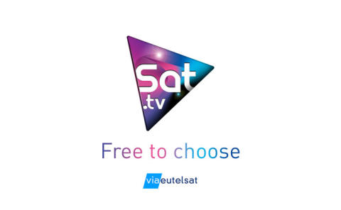 Eutelsat's Sat.tv app expands to vibrant 7/8° West video neighbourhood