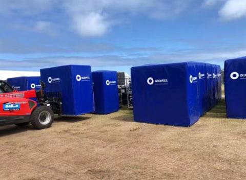 Bluewater公共饮水站入驻2019年英国高尔夫公开赛
