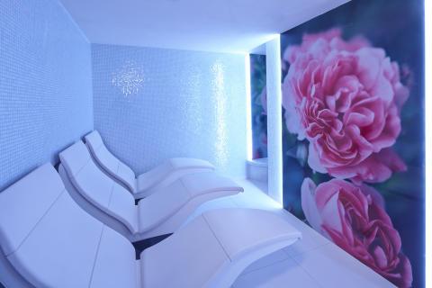 Blossom Heat Room at Aqua Sana Woburn Forest