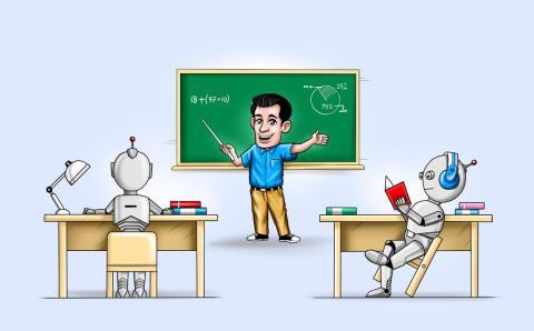 Machine Learning: Hva er forskjellen på supervised learning og unsupervised learning?