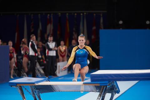 VM 2019 - Lina Sjöberg, DMT
