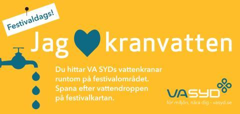 VA SYD på Malmöfestivalen