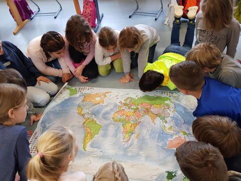 Gutes Klima im Ranzen - die Schule umweltfreundlich starten