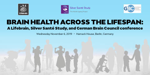 Interested in brain health? Hear from leading European experts at Berlin public conference