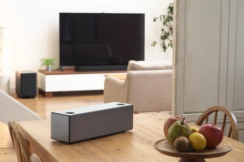 Sony Multi-room — cały dom wypełniony muzyką