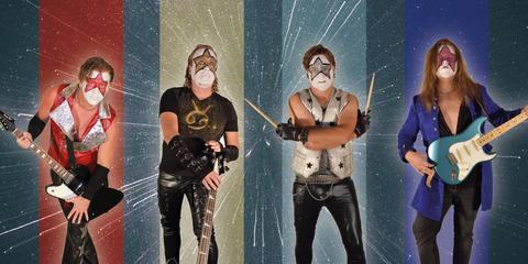 Starmen - Face The Truth - första singeln och videon!