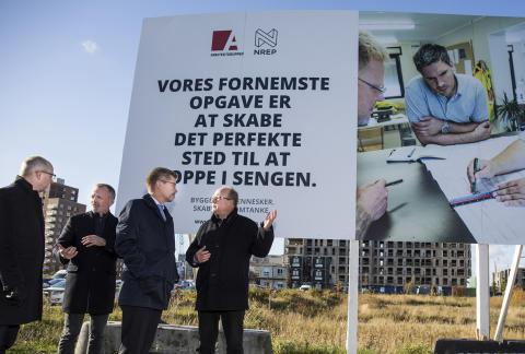 København skal være en blandet by