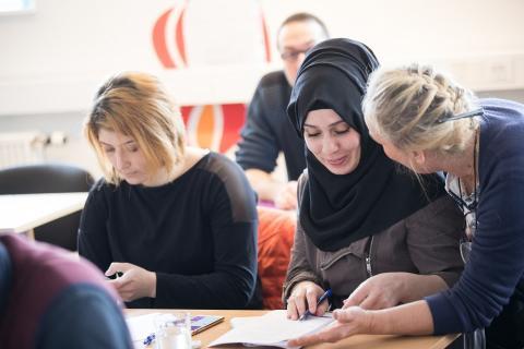 AcadeMedia bidrar i forskning om integration
