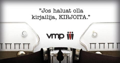 """Monityöurabloggaaja Mira: """"Jos haluat olla kirjailija, kirjoita."""""""