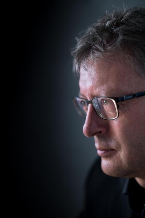 Porträt Hans Christoph Rademann