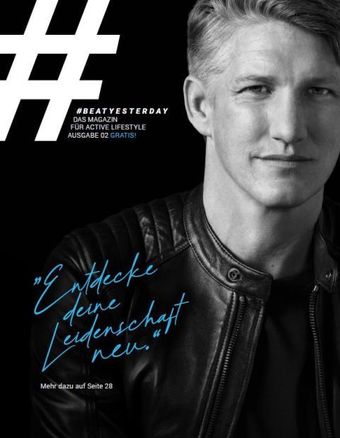 Erlebnis pur: Das neue #BeatYesterday Print-Magazin von Garmin ist da