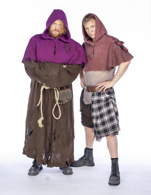 Martin & Axel (Robin Hood - The Musical)