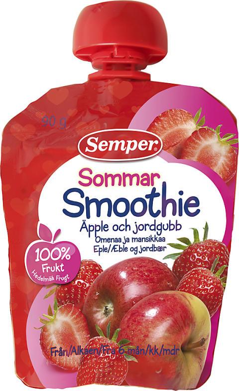 Smoothie Sommar