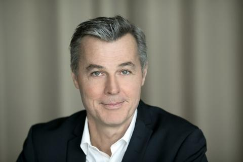 Crister Fritzson utnämnd till ordförande i Europeiska järnvägsunionen