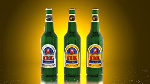 VASA Bryggeri börjar med öl; återlanserar det gamla varumärket Sundsvalls Öl