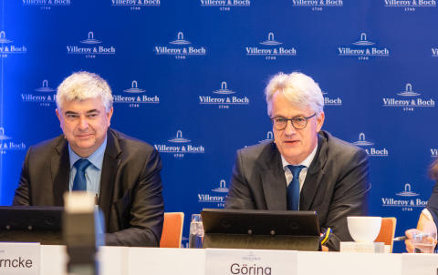 2019 financial year:  Group result more than doubles at Villeroy & Boch