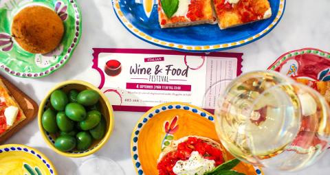 Eataly Wine & Food Festival