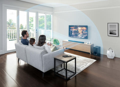 Sony forbedrer lydplanke-utvalget med introduksjonen av HT-G700 og HT-S20R