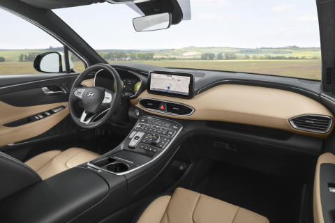 New Hyundai Santa Fe (4)