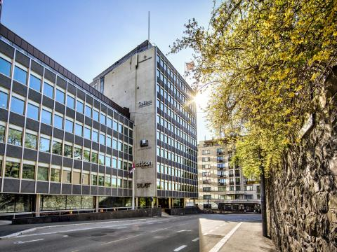 Wergelandsveien 7 – antikvarisk bygg møter moderne fasadesystem