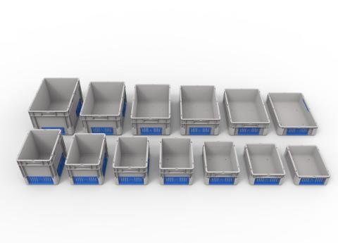 Euroclick®, ett komplett sortiment av Eurobackar