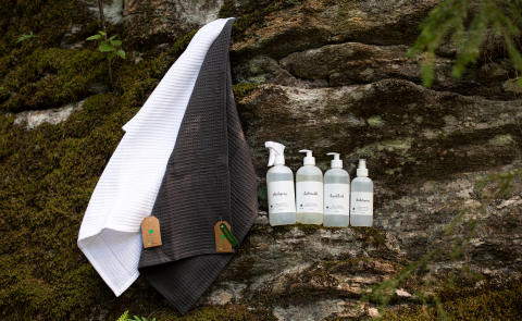 Lagerhaus märker fler produkter med Bra Miljöval