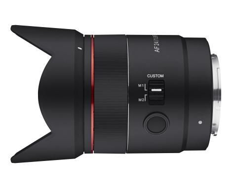 AF 24mm F1,8 FE für Sony Vollformat-E-Mount-Kameras: Das neue lichtstarke Weitwinkel-Objektiv von Samyang