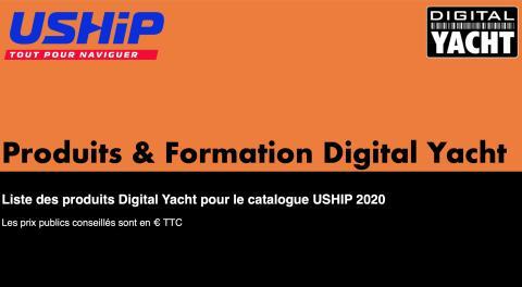 Digital Yacht - USHIP Equip' Boat Show