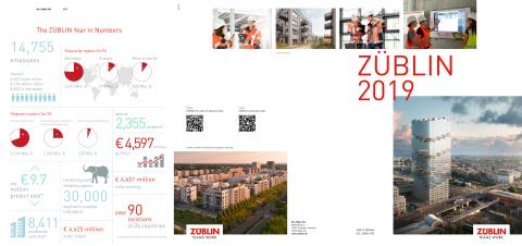 Ed. Züblin AG - Year 2019 in Review
