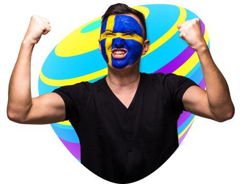 En gig för varje balja: Telia delar ut surf för svenska VM-mål