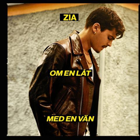 """Oscar Zia startar podcast – """"Zia - om en låt med en vän"""""""