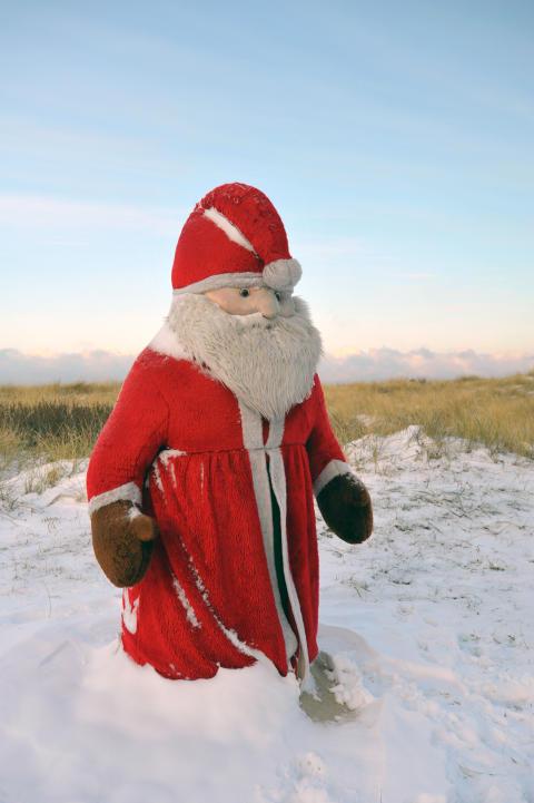 Vorweihnachtliche Marktwirtschaft auf Sylt