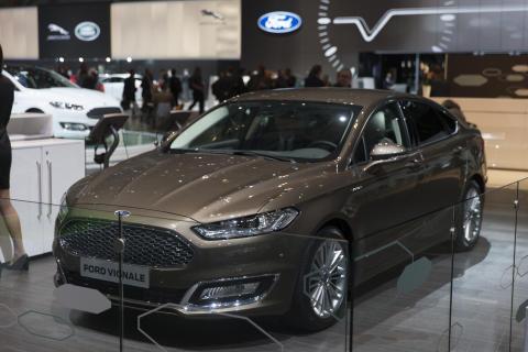 Ford @ Geneva Motor Show - 1