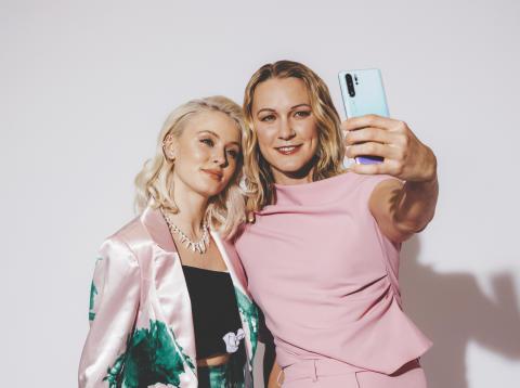 Snart 400 miljoner selfies tagna i världen – så blir de bättre