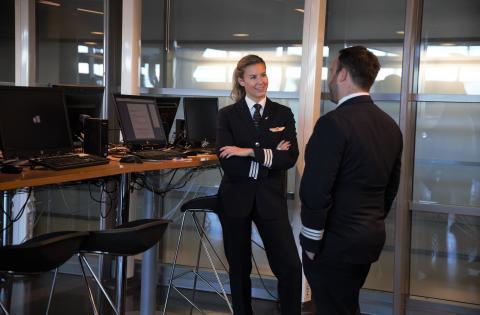 Norwegian pilots