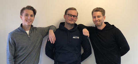 University team in the finals of Nordic championship in business and economics