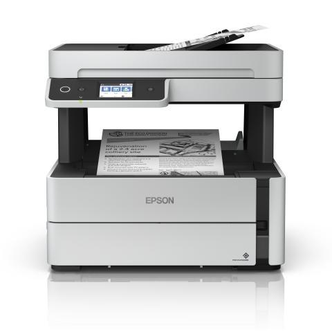 Epson Launches New Ecotank Monochrome Series Printers