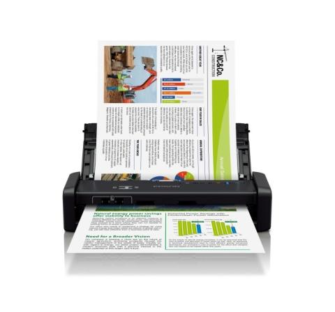 Epson's WorkForce DS-320 Portable Scanner recognised for Outstanding Mobile Scanner for Business by Keypoint Intelligence - Buyers Laboratory