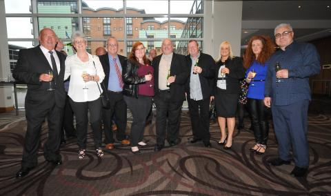 Go North East's Long Service Awards