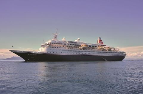 Fred. Olsen Cruise Lines' 'Boudicca' to take part in momentous 'Voyage of Remembrance' for Normandy veterans in Royal British Legion and Arena Travel charter